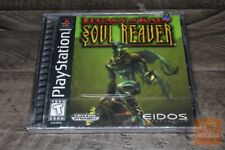 Legacy of Kain: Soul Reaver 1st Print (PlayStation 1, PS1 1999) FACTORY SEALED!