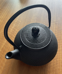 Traditional Japanese style Cast Iron Teapot.