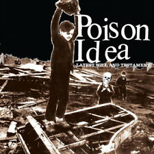 Poison Idea - Latest Will and Testament [New CD] Explicit