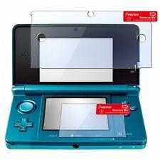 2 en 1 protector de pantalla LCD cubierta para Nintendo 3DS N3DS