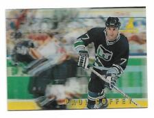 1996-97 McDONALD'S PINNACLE ICE BREAKERS # 1 PAUL COFFEY !!