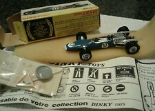 DINKY TOYS MECCANO-TRIANG MATRA F1, cod.1417 scala 1/43, SUPERMINT IN BOX
