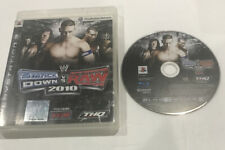 PS3 - WWE SmackDown Vs RAW 2010 - No Manual