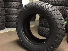 (4) NEW LT 33 12.50 R18 Delinte DX9 M/T 10ply NEW TIRES 33 12.50 18 33X12.50 18
