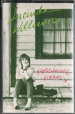 Lucinda Williams Passionate Kisses RARE Out of Print Cassette '89 (Rough Trade)