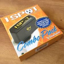 Visual Sound 1-Spot Pedal Power Supply COMBO PACK! NW1CP2
