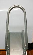 Lider Wheel Securing Hoop for Motorbike trailers or Motorhome Scooter/Bike rack