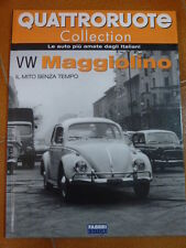 rare book VOLKSWAGEN MAGGIOLINO VW BEETLE - 50 pages hard cover