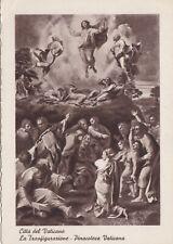 Raphael The Transfiguration Postcard unused VGC
