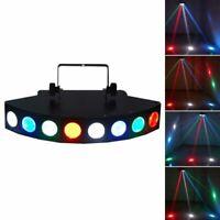 Cree LED Beam Light 8 Lichter RGBW DMX512