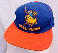 Cartoon network Heck Yeah swords swords  baseball cap hat adjustable snapback