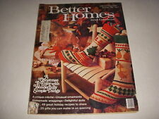 BETTER HOMES AND GARDENS Magazine, December, 1976, CHRISTMAS ISSUE, ORNAMENTS!
