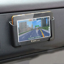 1PC Car Card & Cell Phone Holder Supporter Adjustable Width GPS Cradle Black HOT