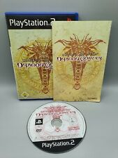 Strips of Fire-DRAGON QUARTER-ps2/Playstation 2 gioco-COMPLETO-funz.