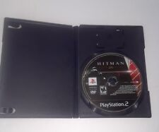 Hitman Blood Money Sony Play Station 2 PS2 Video Games Shooter Game