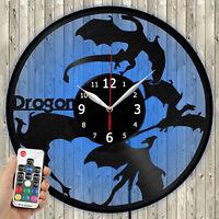 Details about  /LED Clock Dallas-Cowboys LED Light Vinyl Record Wall Clock LED Wall Clock 2673