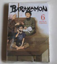 Barakamon, Vol. 6 by Satsuki Yoshino, New Paperback