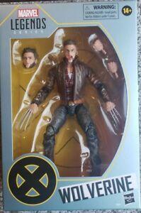 "Exclusive Marvel Legends Wolverine Action Figure 7"" X-Men Movies Hugh Jackman"