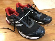 New listing adidas barricade mens tennis shoes 10