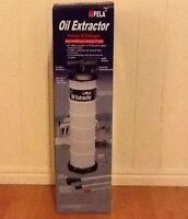 Oil Extractor Vacuum Fluid Extraction Pump Boat Aquarium Marine Engine Sump