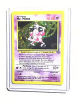 MR. MIME - 6/64 - Jungle Set - Holo - Pokemon Card - EXC / NEAR MINT