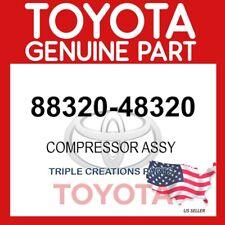 GENUINE Toyota 88320-48320 COMPRESSOR ASSY 8832048320 OEM