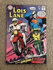 SUPERMAN'S GIRL FRIEND LOIS LAN #83 VG (DC 1968)