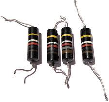SPRAGUE Bumblebee Vintage Tone Capacitors 0.0018uf 1.8nf 1800pf 400v