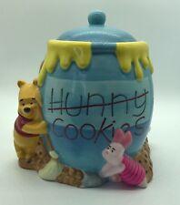 Disney Winnie The Pooh - Large Cookie Jar Biscuit Barrel - Honey Piglet Eeyore