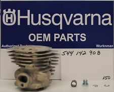 Genuine OEM 544142908  Husqvarna 346XP Cylinder kit 544 14 29-08 New