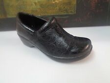 Yuu Brown Leather Slip on Loafer  Shoe Women 7M