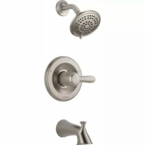 Delta T14438-SSSOS Lahara Monitor 14 Series Tub and Shower Trim Kit in Stainless