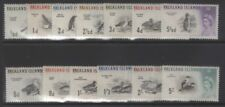 FALKLAND ISLANDS SG193/205 1960 DEFINITIVE SET TO 5/= MNH