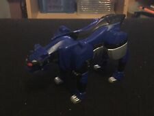 Power Rangers Jungle Fury Deluxe Blue Jaguar Zord