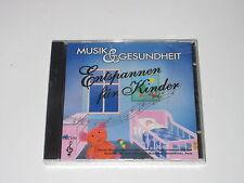 CD/SEALED NEU NEW/MUSIK & GESUNDHEIT/ENTSPANNEN FÜR KINDER/ Secim 398041