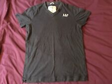 Mens Abercrombie And Fitch Navy T-shirt - Small