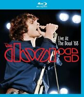 THE DOORS - LIVE AT THE BOWL '68 (BLURAY) EAGLE VISION  BLU-RAY NEW+