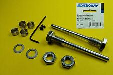 Stahl-Radachse 5mm , M8 , Best.-Nr.: 6164 von Kavan / Günther Modellsport
