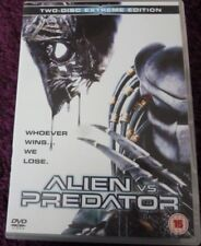Alien Vs Predator (DVD, 2-Disc Set) EXTREME EDITION*HORROR*SCI-FI*