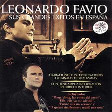 LEONARDO FAVIO-GRANDES EXITOS-CD