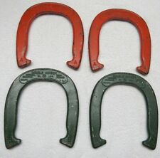 Diamond Duluth Double Ringer Horseshoe Set Vintage Outdoor Game Cardio Exercise