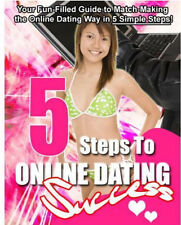 5 Steps To Online Dating Success Ebook  Love - PDF + Full Resale Rights