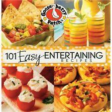 Gooseberry Patch 101 Easy Entertaining Recipes - 430527
