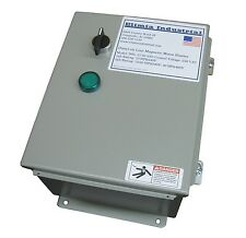 Elimia Air Compressor & Pump Motor Starter 240V 30-40 Amp 7.5 10 HP NEMA 12