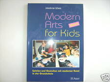 MODERN ARTS FOR KIDS BAND 2 MODERNE KUNST GRUNDSCHULE