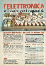 X4461 L'Elettronica - Istituto Svizzero di Tecnica - Pubblicità 1979 - Advertis.