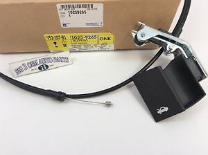 Chevrolet Caprice Impala SS Buick Roadmaster Hood Release CABLE w/Handle OEM
