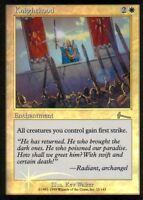 Knighthood FOIL   NM   Urza's Legacy   Magic MTG