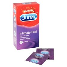 Durex Intimate Feel Condoms 12 X 3 Total 36