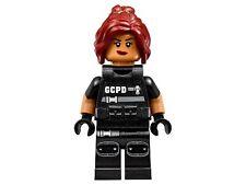 LEGO - The Batman Movie - Barbara Gordon (SWAT Vest) - Minifig / Mini Figure